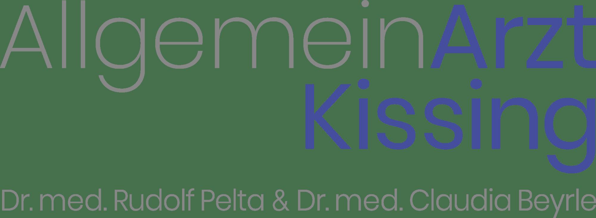 Allgemeinarzt Kissing Logo